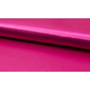 Satijn Fuchsia - Glanzende roze stof