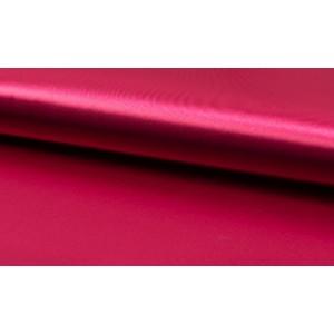 Satijn Wijnrood - Glanzende rode stof