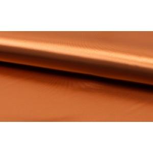 Satijn Brons - Glanzende bruine stof