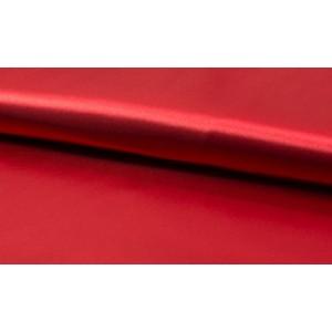 Satijn Deluxe Rood - Glanzende rode stof