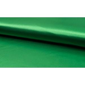Satijn Deluxe Helder Groen - Glanzende groene stof