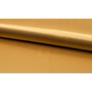 Satijn Deluxe Goud - Glanzende gele stof
