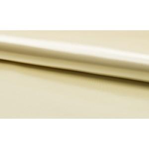 Satijn Deluxe Creme - Glanzende witte stof