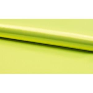 Satijn Deluxe Neon Geel - Glanzende gele stof