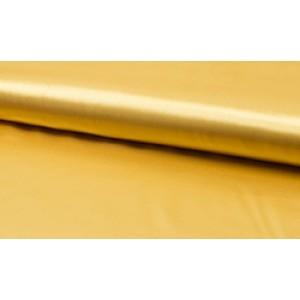 Satijn Deluxe Licht Goud - Glanzende goude stof