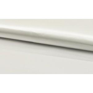 Satijn Deluxe Gebroken wit - Glanzende witte stof
