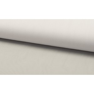 Tule stof Wit - 40m per rol - Nylon