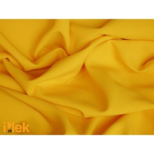 Texture stof Okergeel 40m per rol - Polyester