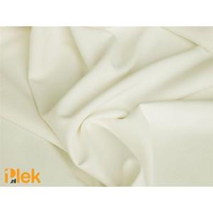 Texture stof Gebroken Wit - Polyester stoffen
