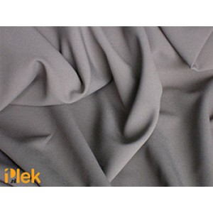 Texture stof Taupe 40m per rol - Polyester