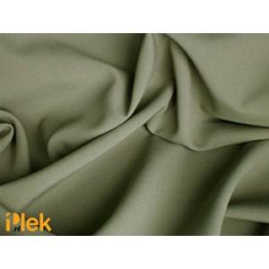Texture stof Donkerkaki 40m per rol - Polyester