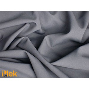 Texture stof Donkergrijs 40m per rol - Polyester