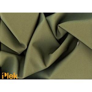 Texture stof Donker Olijfgroen 40m per rol - Polyester