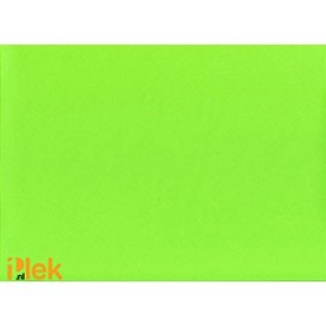 Texture stof Neon-limoen Groen - Polyester stoffen