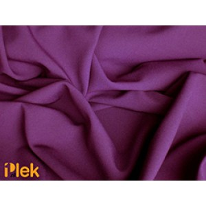 Texture stof Donkerpaars 40m per rol - Polyester