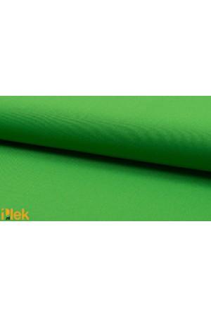 Texture polyester stof op rol - Helder groen